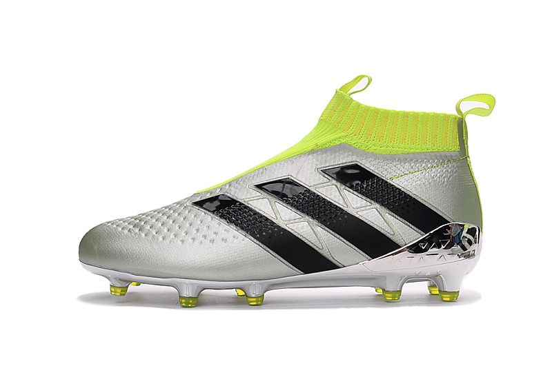 huge selection of cbf6a a2300 Adidas ACE 16+ Purecontrol FG Silver Metallic