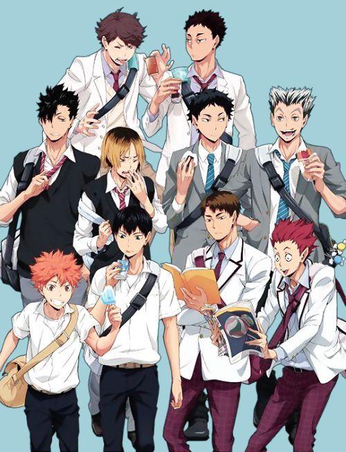 Photo of Haikyuu #anime #manga