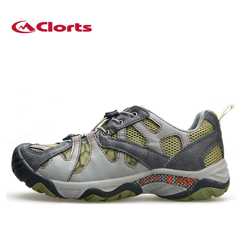 18314f4b566a Clorts Men s Outdoor Water Shoes PU Mesh Wading Shoes Outdoor Upstream  Shoes Quick Dry Summer Shoes
