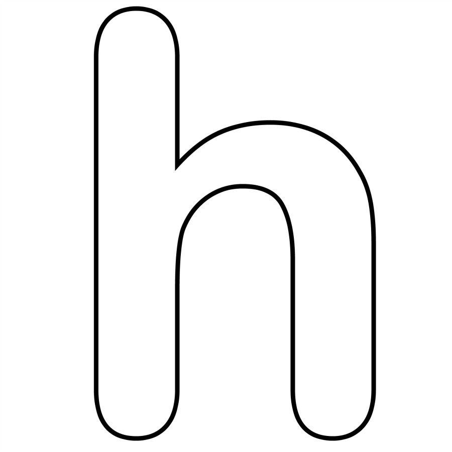H - Dr. Odd | Letter Work - H | Pinterest | Learning ...