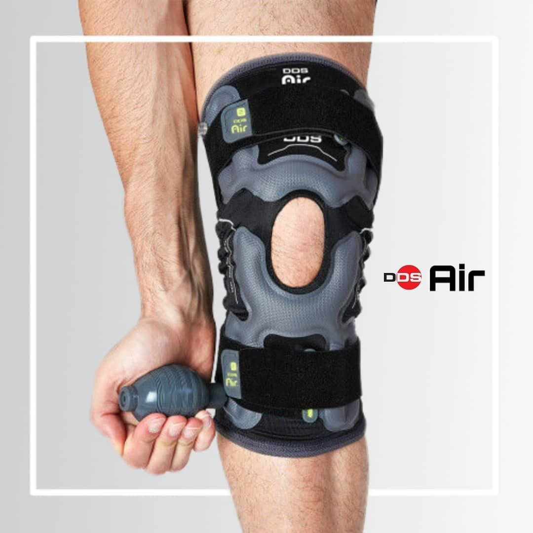 Coming Soon Dds Air Compression Knee Brace Knee Brace Braces