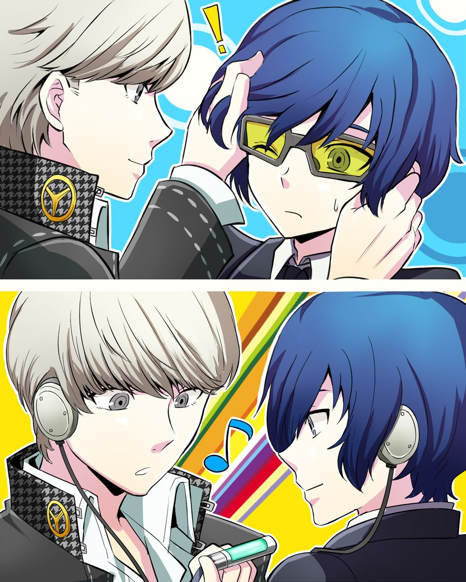 Persona Q Persona Pinterest To be, Need to and Haha