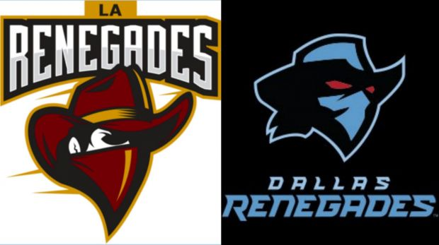 "Did the Dallas XFL team ""steal"" Renegades' name and logo"
