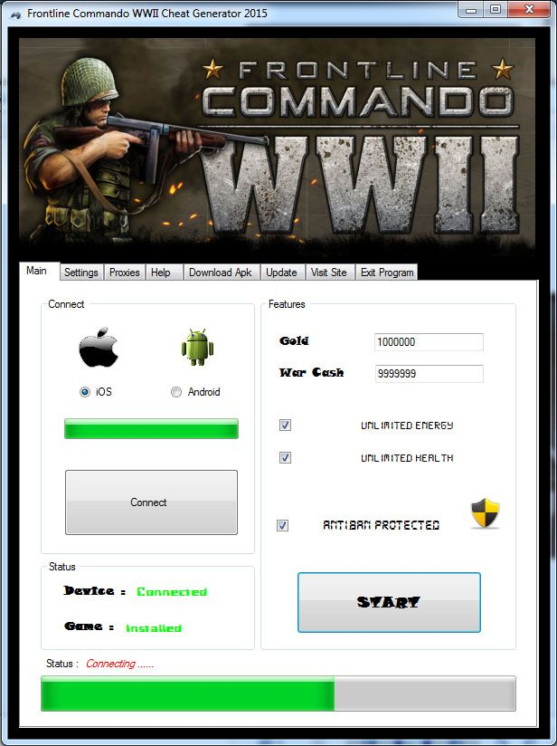 frontline commando hack apk free download for android