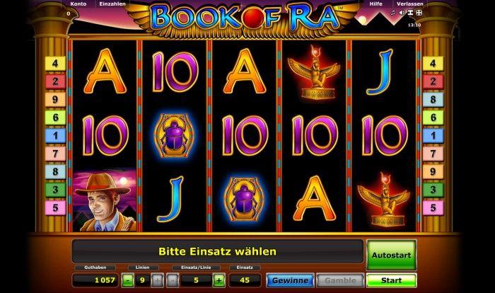 Book Of Ra Gewinn Tricks