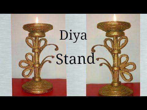 Diy Diya Decoration