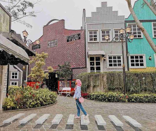 Devoyage Bogor di Kota Bogor Jawa Barat, Ini Wisata