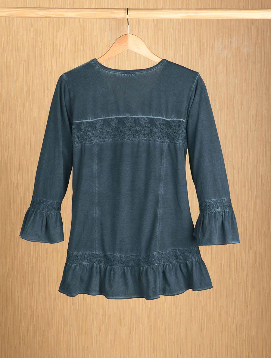 Romantic Shirts - Acacia