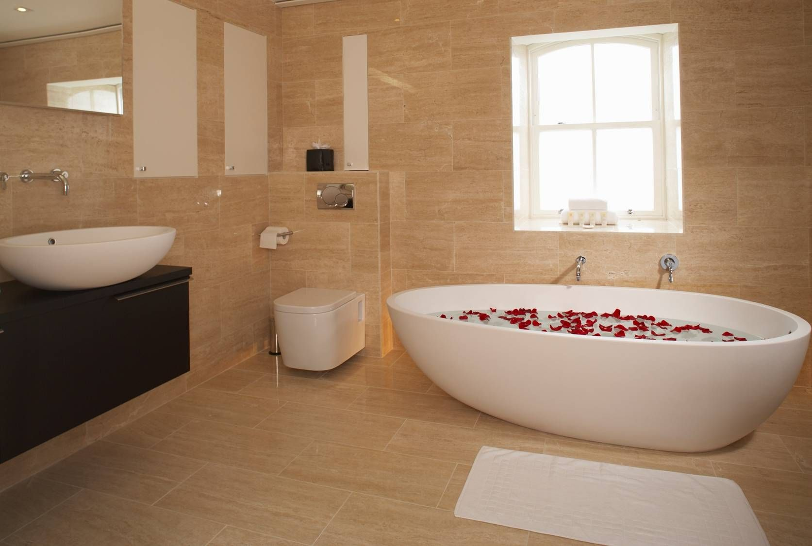 Hotel Bathroom Ideas Part - 48: Hotel Bathroom Photos Bathroom Contemporary Look Hempel Hotel St John Hotel  On Bathroom