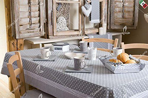 Soggiorno Country ~ Tovaglia cucina soggiorno chic shabby country chic made in italy