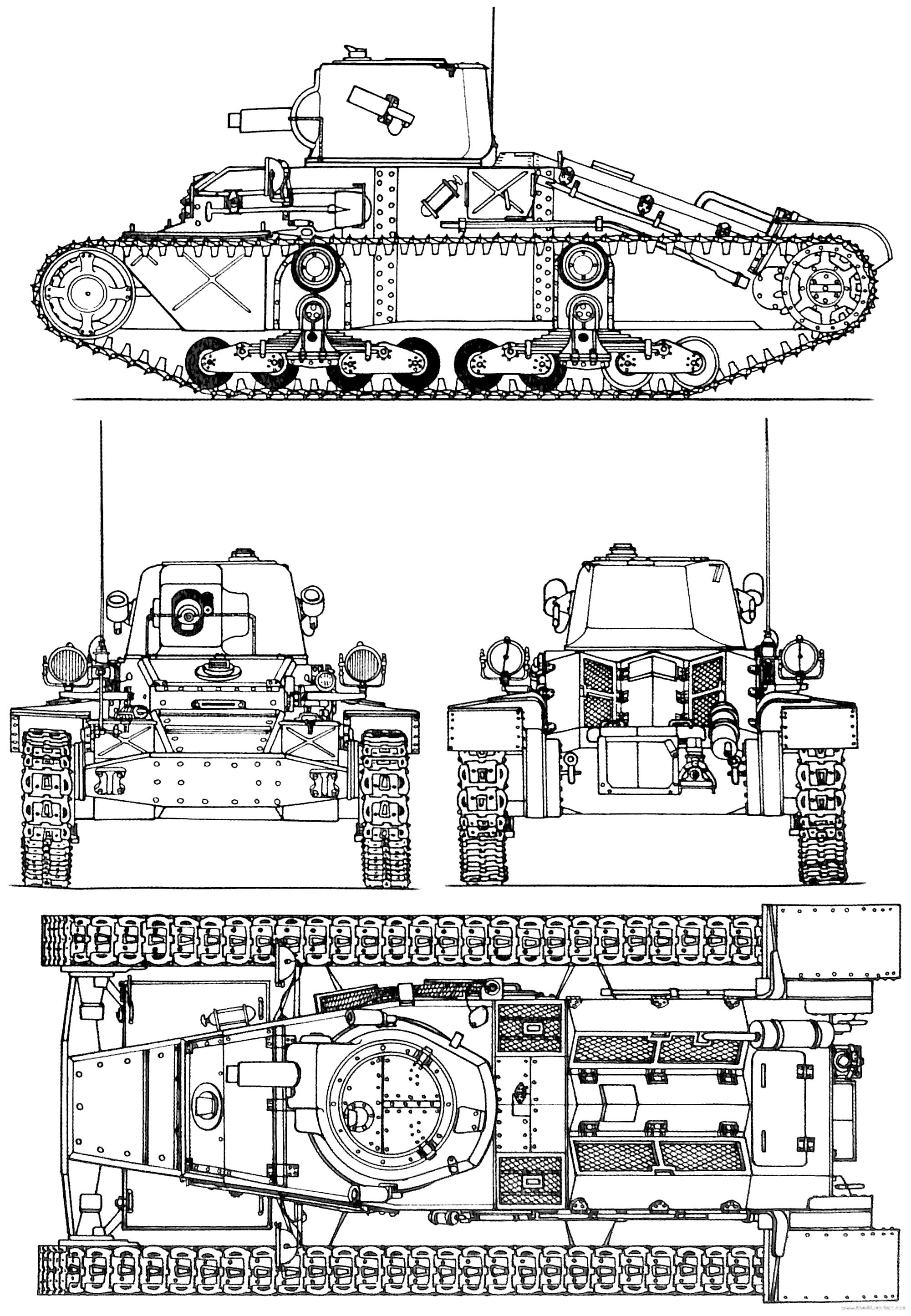 Matilda Mk I Infantry Tank A11