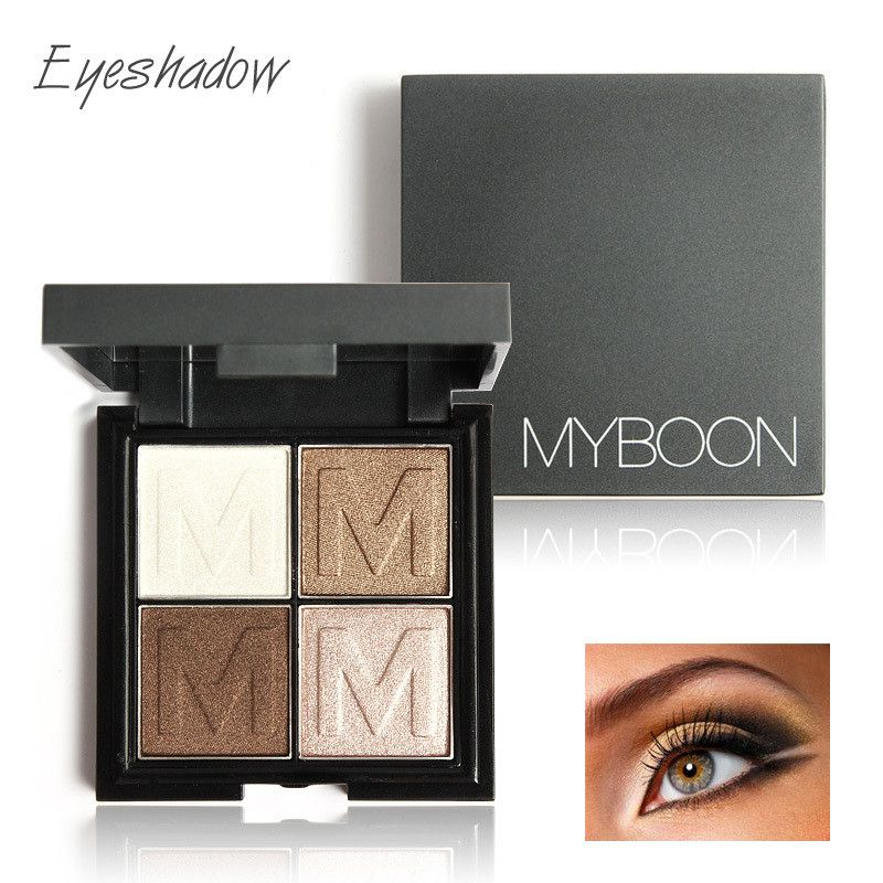 Eye Shadow Palette-4 Color