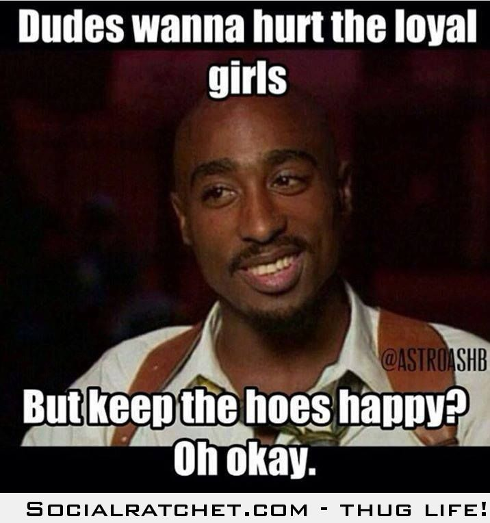 Hoes Be Like Picture Quotes: Keep The Hoes Happy - Social Ratchet