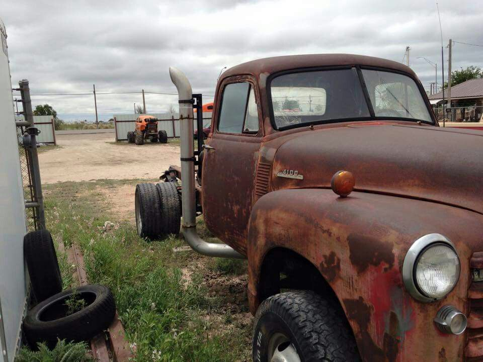 Swap to Dodge 3500 chassis with Cummins and dually rear end pic 1   Vehicles: Advanced Design
