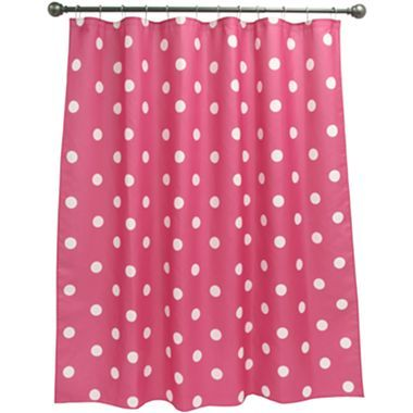 Jcp Home™ Polka Dot Shower Curtain   Jcpenney