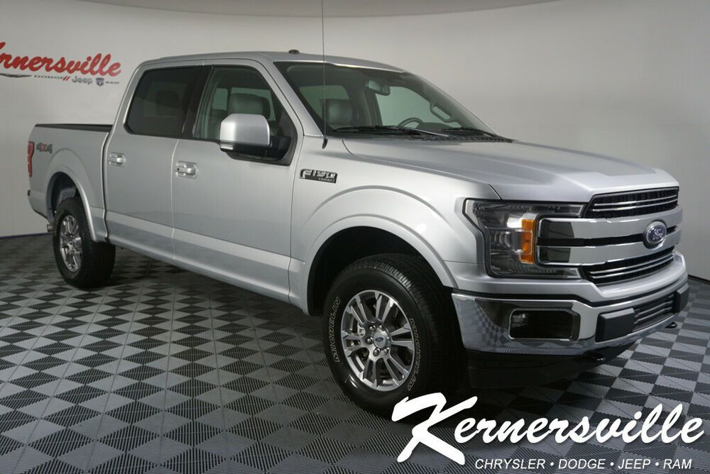 Ebay Advertisement 2018 Ford F 150 Lariat Used 2018 Ford F 150
