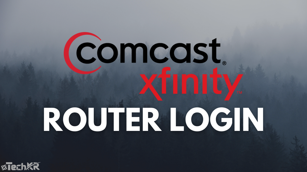 Simple Steps For Comcast Router Login How To Login To Xfinity Router Router Comcast Comcast Xfinity