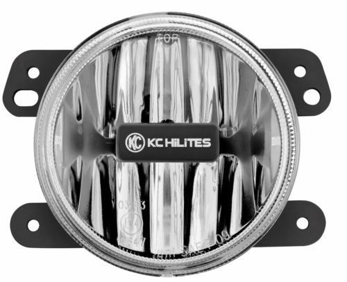 KC HiLites Jeep JK; Gravity LED Fog Light 07-09 (ea) K/C1494
