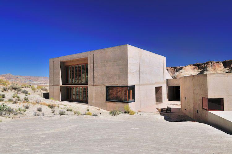Aman spa at amangiri in utah architecture architecture for Design hotel utah