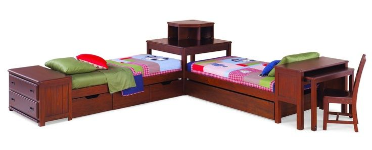 Corner Twin Beds Twin L Shaped Bed With Corner Unit Dream Corner Twin Beds Bed Twin Bed L shaped twin beds with corner unit