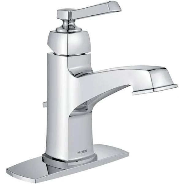 Moen 6200 Boardwalk Single Handle Bathroom Faucet Chrome Google