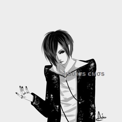 Image via We Heart It https://weheartit.com/entry/147700007 #emo #emos #animeemo #emosdrawings #dibujosemos