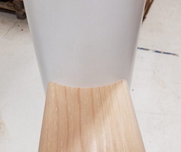 Best How To Attach Wood Railing To Round Columns Instructions 400 x 300