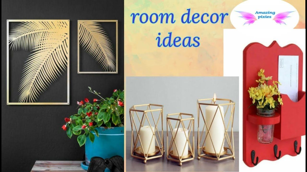 Home Decor Ideas 5 Minute Crafts Craft Diy Crafts Diy Art And Craft Amazing Pixies Youtub In 2020 Diy Crafts For Home Decor Home Crafts Diy Projects Room