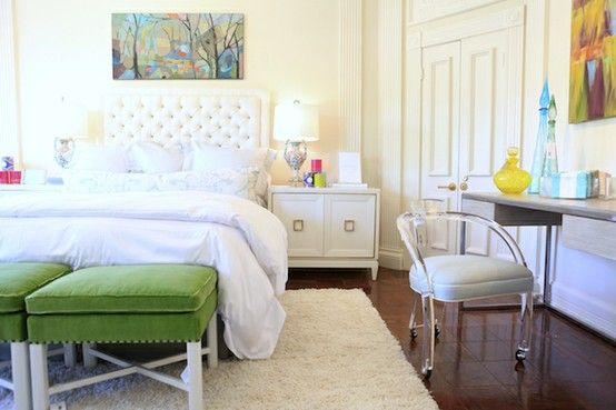 gorgeous Bedrooms Pinterest Bedrooms, Wall headboard and Cream