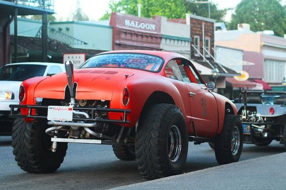 401 Dixie Volkswagen >> Is This The Wildest Volkswagen Karmann Ghia In The World