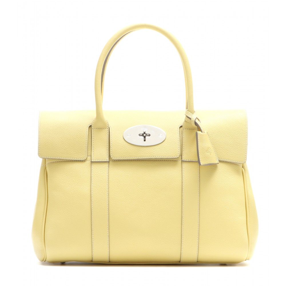 bf8844d63d5 Mulberry - Bayswater Small leather tote - Mulberry s iconic ...