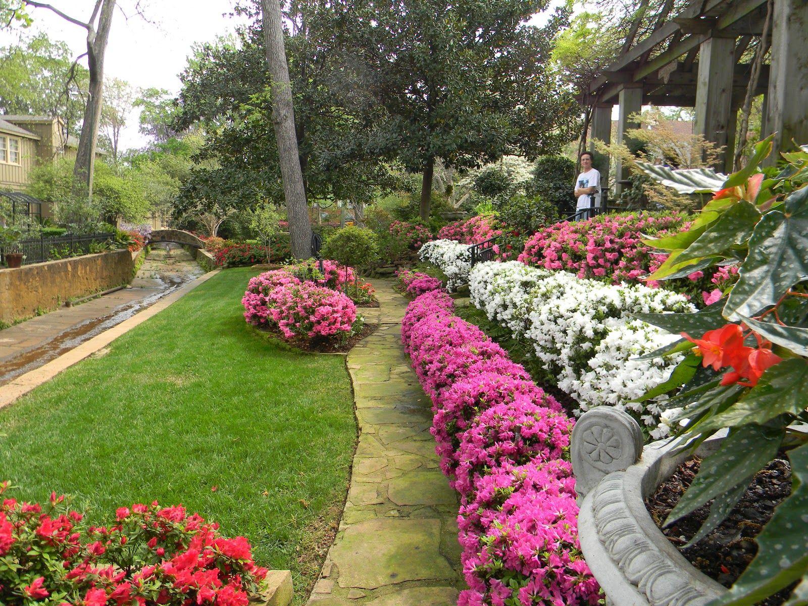 Tyler Azalea Trail Tyler Tx Beautiful Gardens Garden