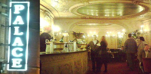 Top Ten London Theatre Bars