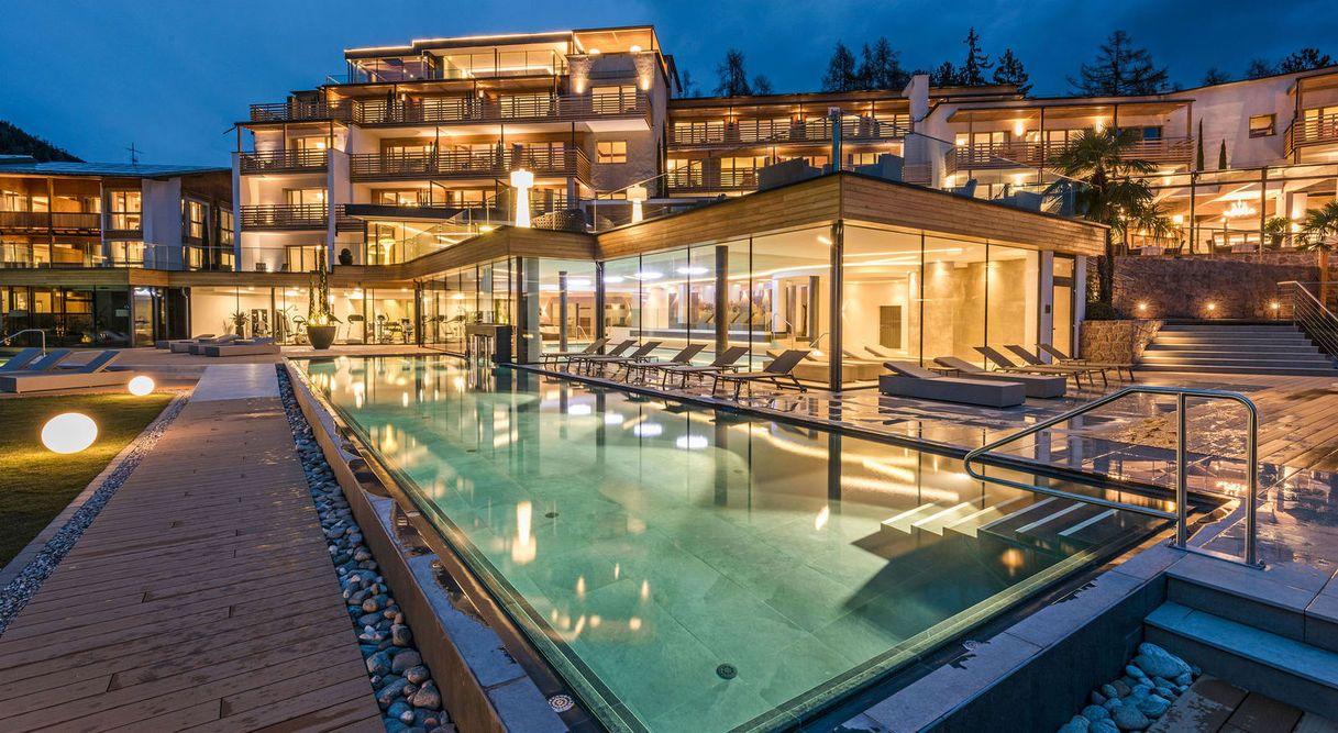 Willkommen im 4 Sterne Superior Hotel Alpiana Resort im