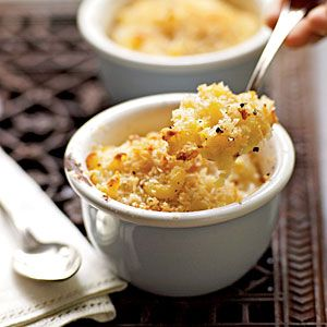 Healthy Casseroles | Three-Cheese Macaroni and Cheese | CookingLight.com