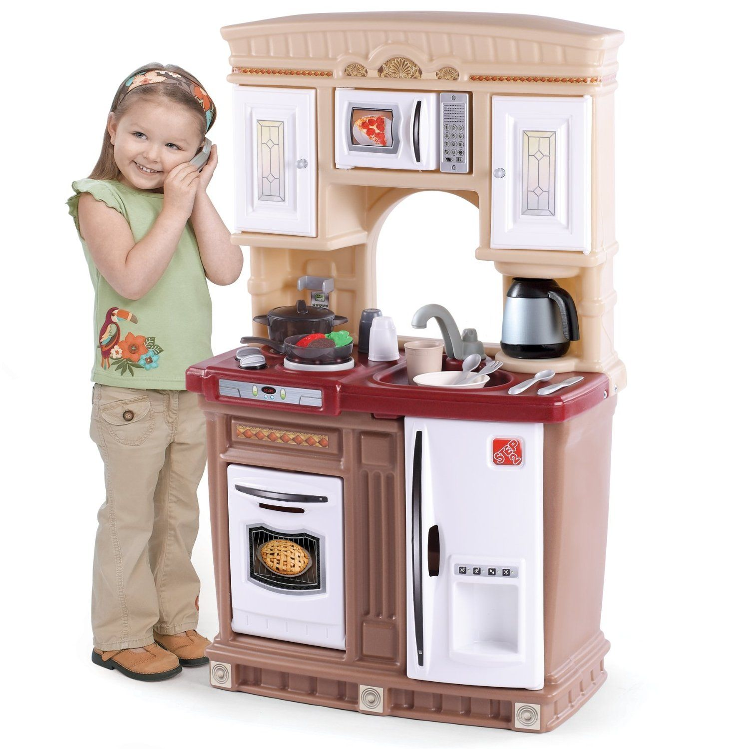 Amazon.com: Step2 Lifestyle Fresh Accents Kitchen: Toys & Games ...
