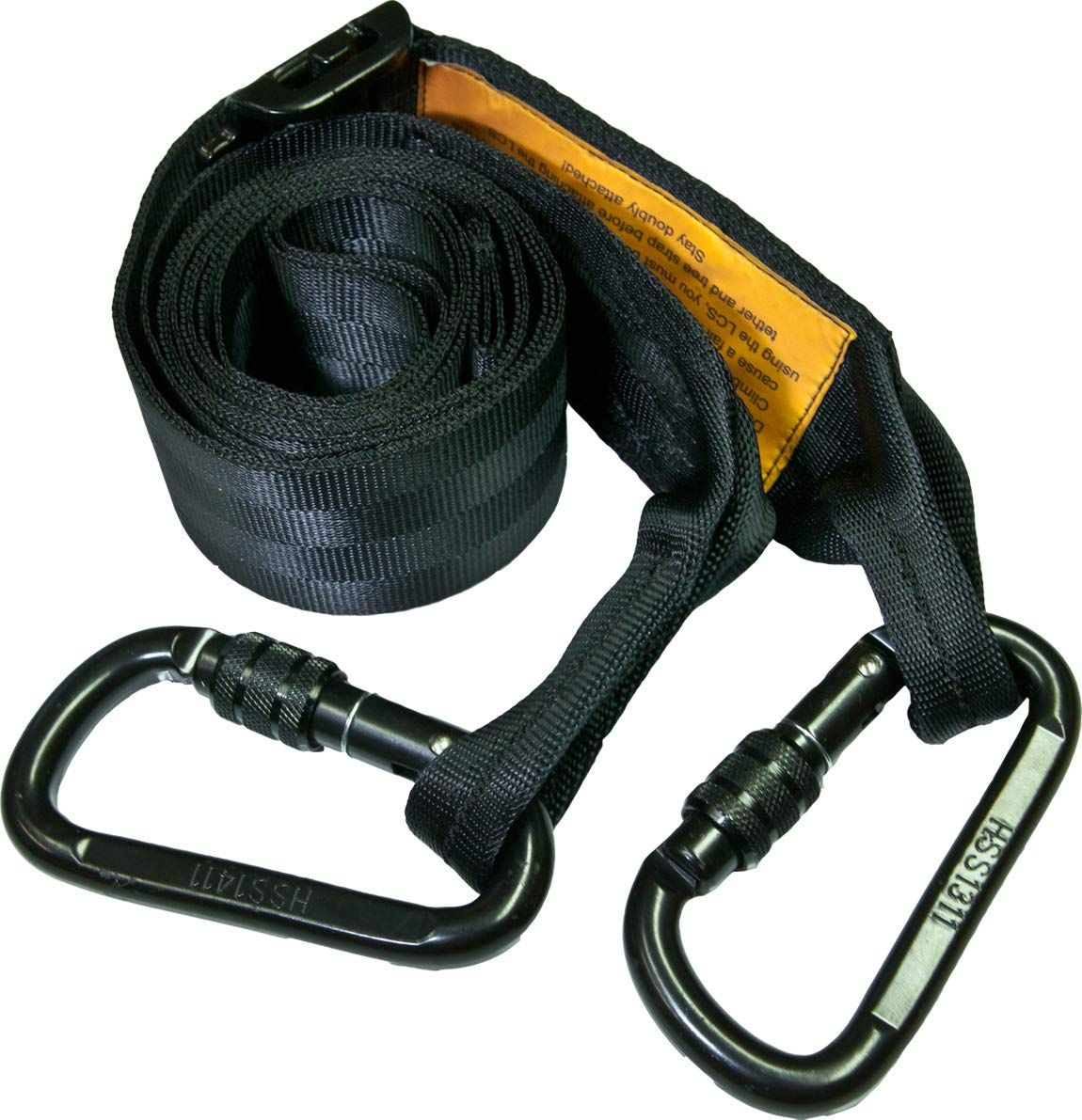 Hunter Safety System LCS Lineman's Climbing Strap https