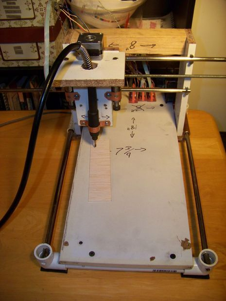 Picture of DIY CNC & Constructing an affordable CNC kit