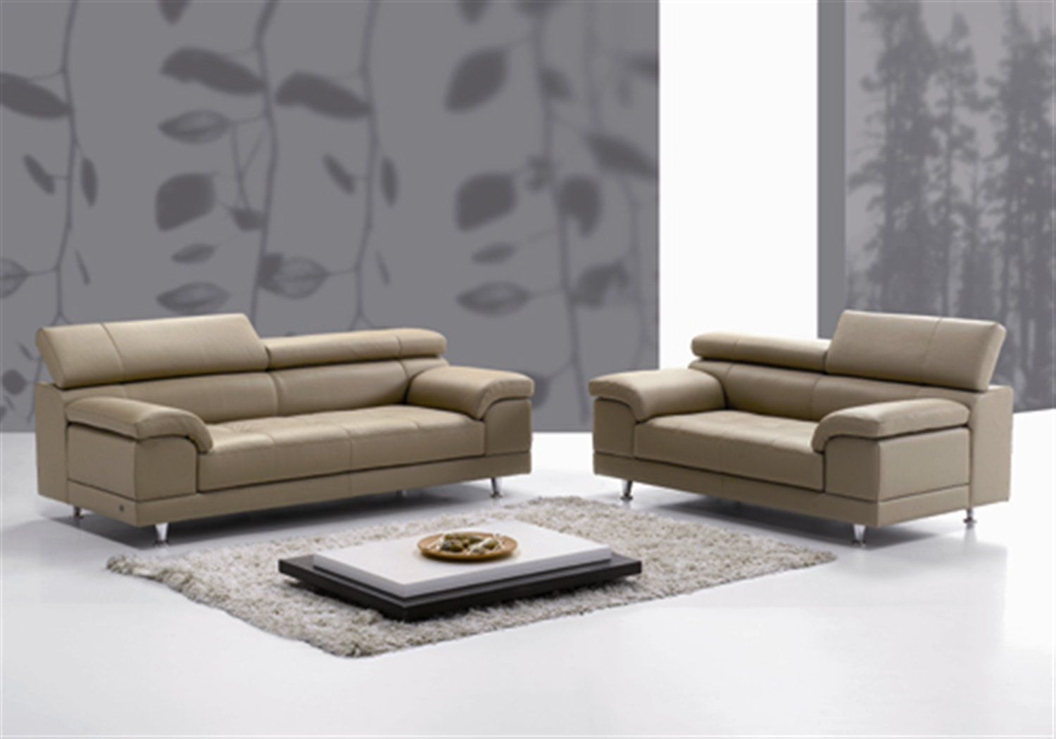 Deluxe Italian Sofas For Classical Interior Theme : Stunning Piquattro Leather  Italian Sofas Idea Ground Coffee Table With Using Cream Color. Part 90