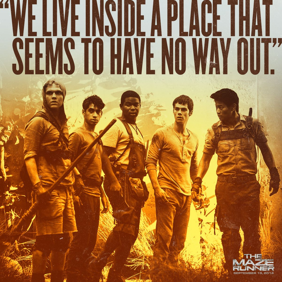 Saga El Corredor Del Laberinto Libros New Still From The Maze Runner Maze Runner Pinterest