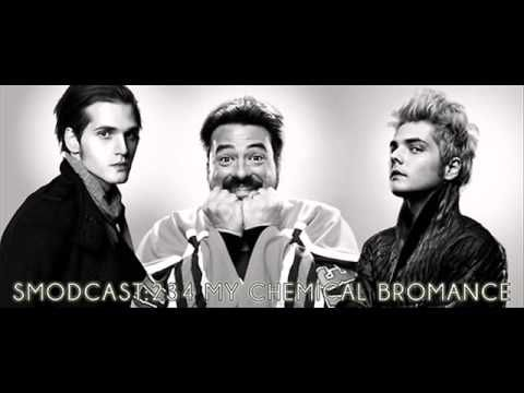 Kevin Smith's SModcast - Interview with Mikey and Gerard Way (My Chemica...