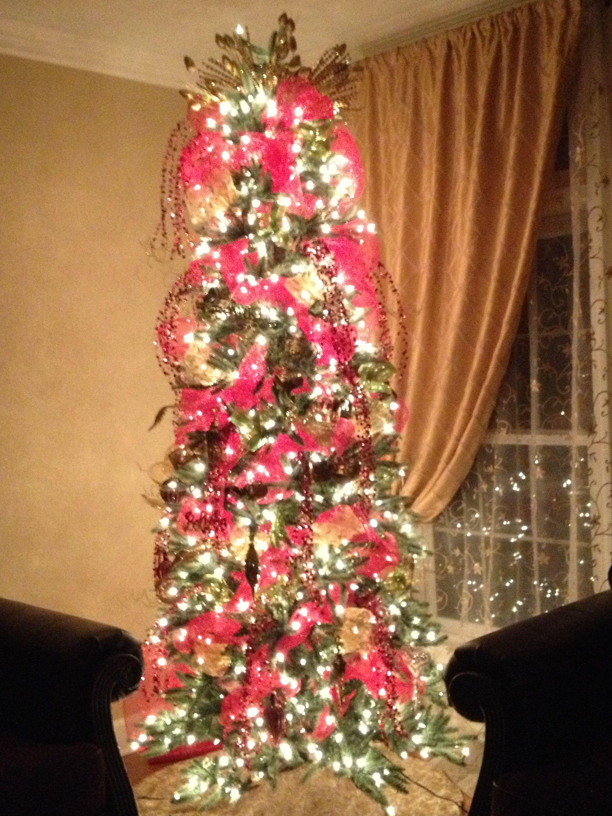 My confetti Christmas tree