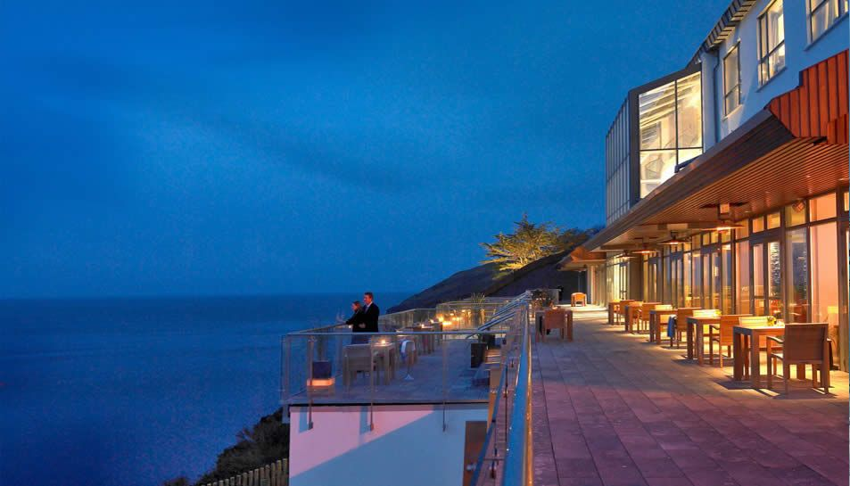 Cliff House Hotel Waterford Ireland Intimate With Fabulous Views