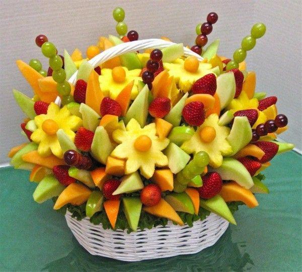 Fruit Salad Decoration Recipe Http 1decor Net Fruit Salad