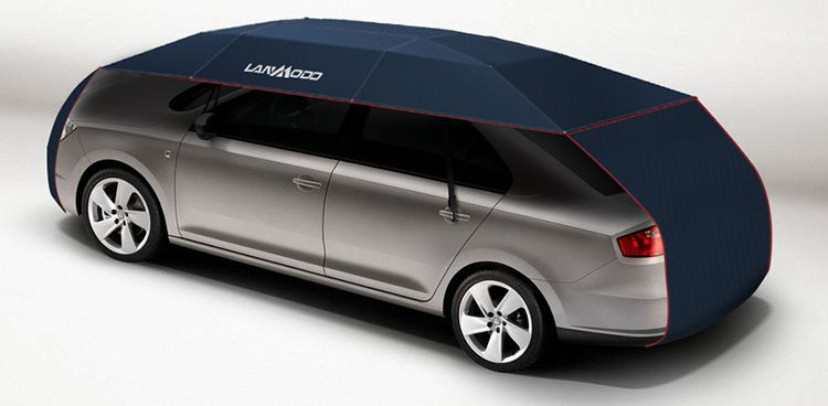 Choose The Best Lanmodo Car Tent Cover For Your Car Lanmodo All In