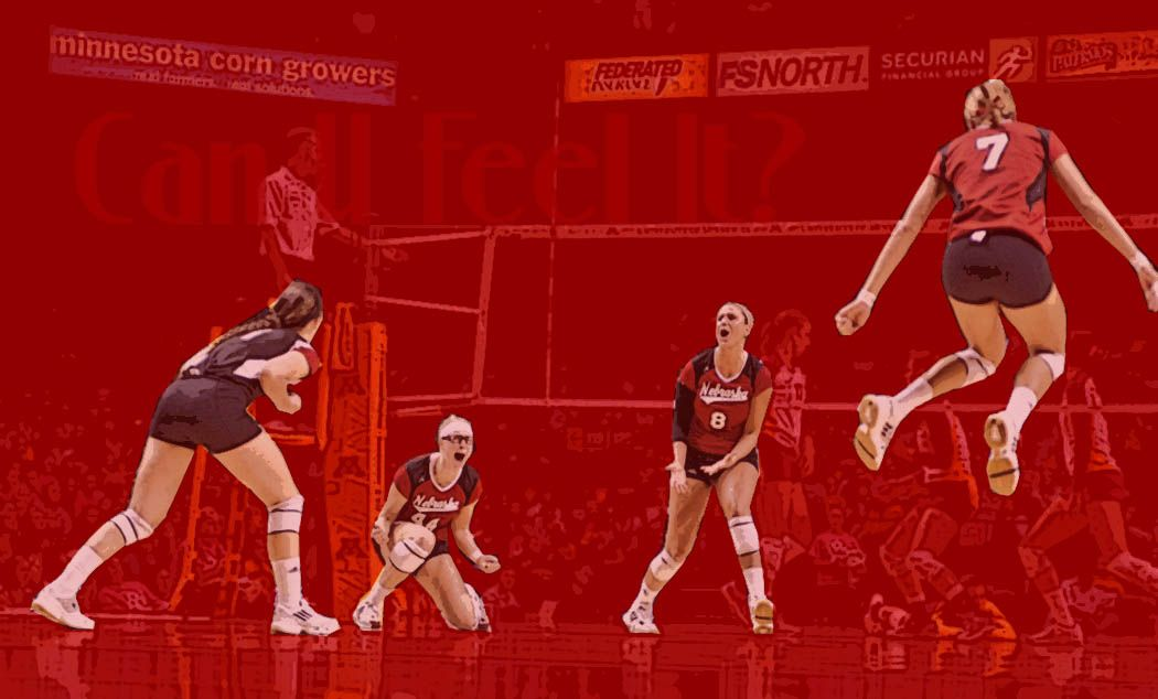 nebraska volleyball - Buscar con Google