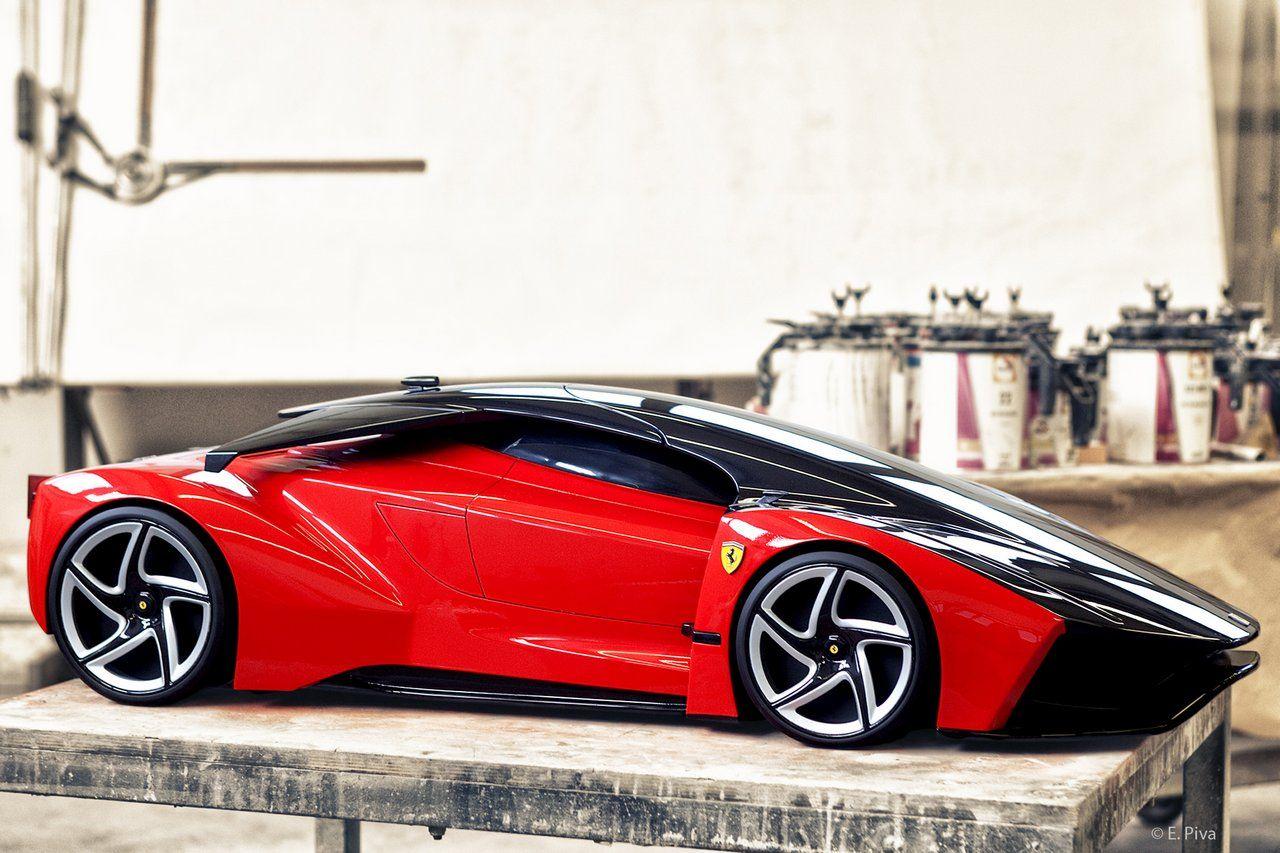 Design car contest - 2011 Ferrari World Design Contest Futuristic Concept Car