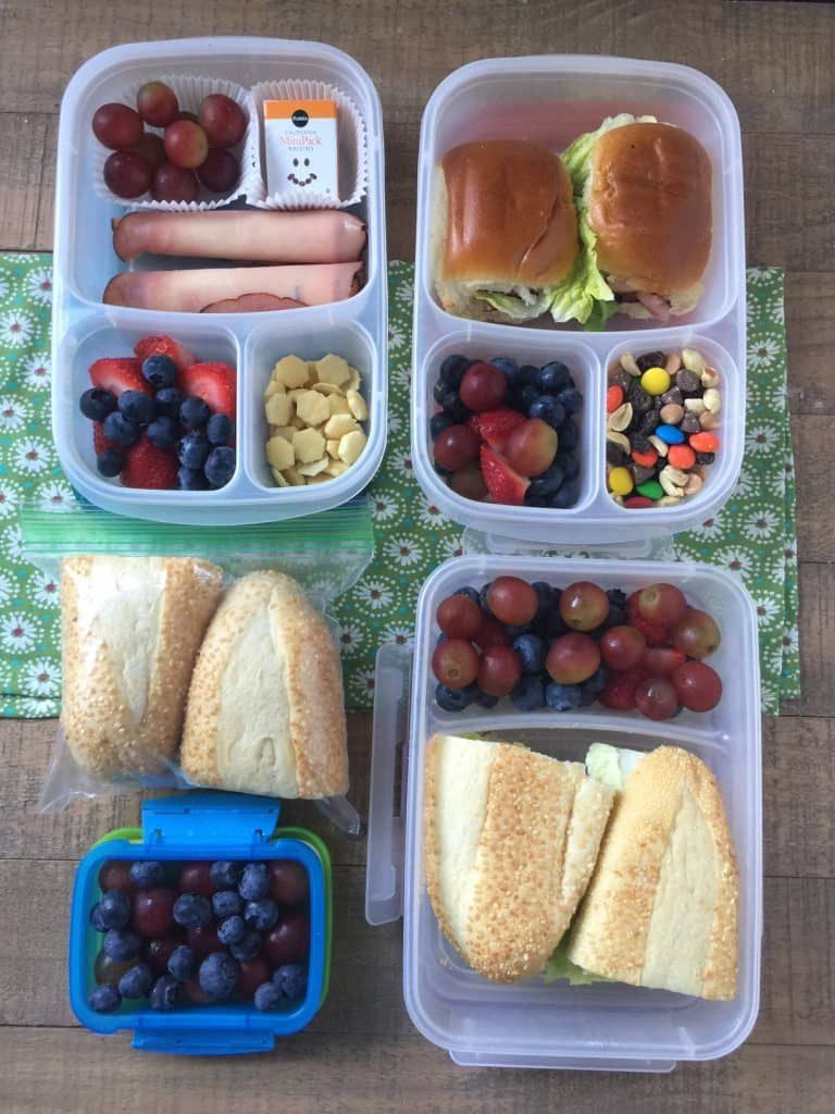 Tips For Packing Better Lunches For School images