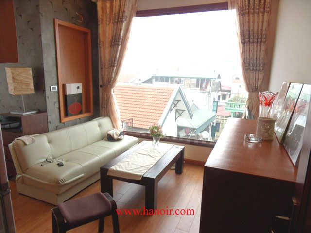 Very cosy apartment located in small and quiet lane for rent with motor bike access, there is elevator, security and services for apartment. There is living room with glass window view to the Westlake and getting the light, small kitchen but fully facilities, furnished bedroom.  Please view more detail at: http://hanoir.com/property/apartment-rent-tay-ho-hanoi-bedrooms-lake-view/