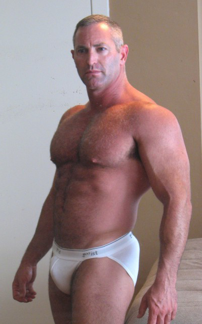 Hairy and mature place